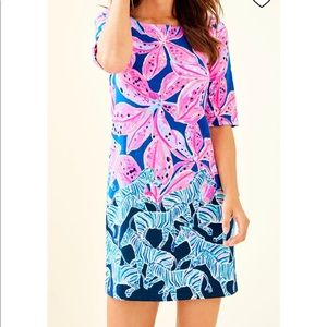 Like New! Lilly Shirt Dress